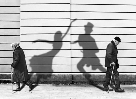 La sombra de sus recuerdos